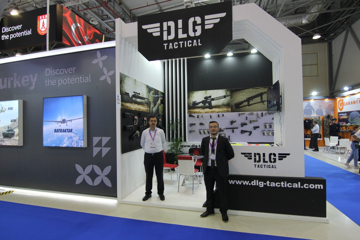 ADEX DEFENCE EXHIBITION AZERBAIJAN 2018
