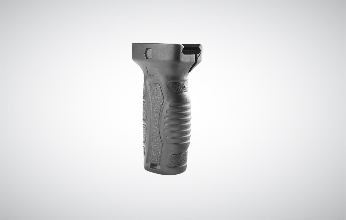 PICATINNY FOREGRIP - RUBBERIZED